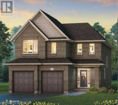LOT 35 MARY ROSE Crescent,  258259, Port Elgin,  for sale, , Jason Steele - from Saugeen Shores, Royal LePage Exchange Realty CO.(P.E.),Brokerage