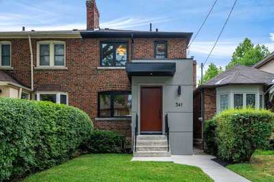 341 Woburn Ave,  C4841963, Toronto,  for sale,