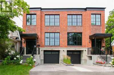 396 ROOSEVELT AVENUE,  1195487, Ottawa,  for sale, , Bo Yu, RE/MAX Hallmark Realty Group, Brokerage*