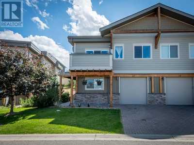 23-2200 LINFIELD DRIVE,  157652, Kamloops,  for sale, , JEREMIA  HUXLEY, C21 DESERT HILLS REALTY