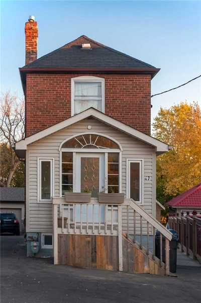 47 Dynevor Rd,  W4844870, Toronto,  for rent, , Mary Szeto, HomeLife Frontier Realty Inc., Brokerage*