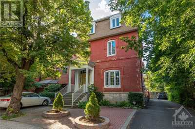 599 BESSERER STREET,  1200798, Ottawa,  for sale, , Chris Tremblay, ROYAL LEPAGE TEAM REALTY, Brokerage*
