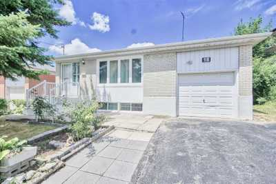 10 Pitfield Rd,  E4851406, Toronto,  for sale, , ISAAC HAN, RE/MAX CROSSROADS REALTY INC. Brokerage*