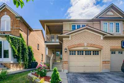 1414 Godwick Dr,  W4847245, Mississauga,  for sale, , Linda  Huang, Right at Home Realty Inc., Brokerage*