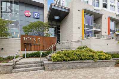 1035 BANK STREET UNIT#1803,  1203744, Ottawa,  for sale, , Royal LePage Performance Realty, Brokerage *