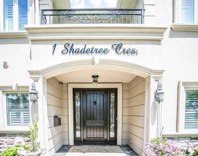 1 Shadetree Cres,  W4809412, Toronto,  for sale, , Colette Lim, RE/MAX Realty Specialists Inc., Brokerage *
