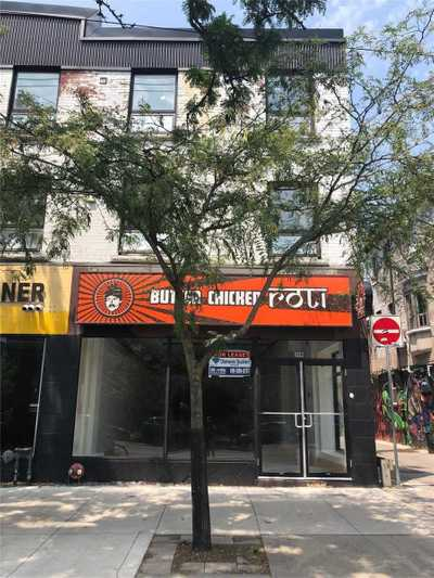 398 College St,  C4826277, Toronto,  for lease, , Ingrid Smith, RE/MAX West Realty Inc., Brokerage *