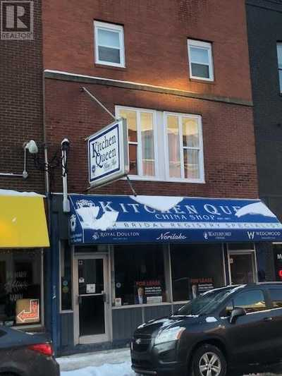 176 Water Street Unit#1,  1218730, St. John's,  for lease, , Ruby Manuel, Royal LePage Atlantic Homestead