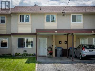 38-1697 GREENFIELD AVE,  157924, Kamloops,  for sale, , JEREMIA  HUXLEY, C21 DESERT HILLS REALTY