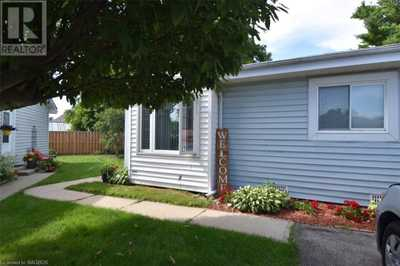 303 WATERLOO STREET #33,  280168, Port Elgin,  for sale, , Jason Steele - from Saugeen Shores, Royal LePage Exchange Realty CO.(P.E.),Brokerage