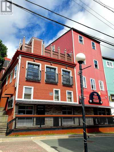 379-383 Duckworth Street,  1219468, St. John's,  for sale, , Ruby Manuel, Royal LePage Atlantic Homestead