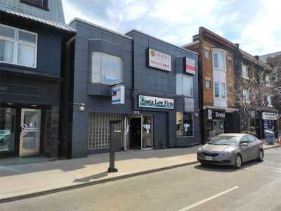 1015 Bloor St W,  C4756681, Toronto,  for lease, , Tibor Sedlak, RE/MAX West Realty Inc., Brokerage *