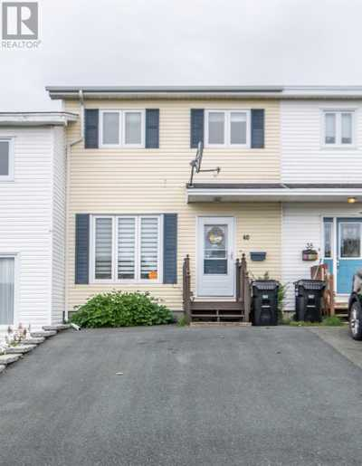 40 Prospero Place,  1220547, St. John's,  for sale, , Real Estate Professionals, BlueKey Realty Inc.