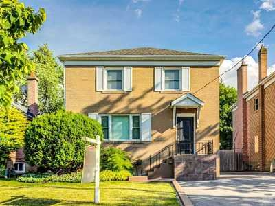 93 Ranee Ave,  C4842048, Toronto,  for sale, , Marco Cunsolo        , SUTTON GROUP-ADMIRAL REALTY INC., Brokerage *