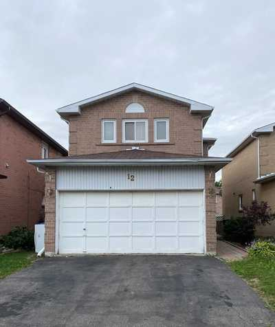 12 Castlehill  Rd ,  W4904892, Brampton,  for rent, , Richard Alfred, Century 21 Innovative Realty Inc., Brokerage *