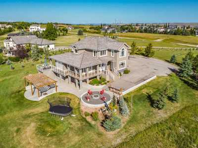 7 VILLOSA RIDGE Way,  A1024333, Rural Rocky View County,  for sale, , Will Vo, RE/MAX First