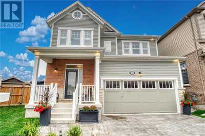 322 GROVEHILL Crescent,  40020551, Kitchener,  for sale, , John Finlayson, RE/MAX Twin City Realty Inc., Brokerage *