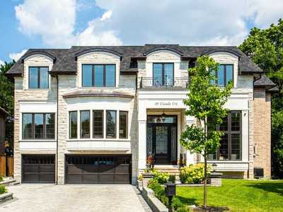 10 Cicada Crt,  C4886646, Toronto,  for sale, , Hooman Bandarchi, RE/MAX REALTRON MANNI XU REALTY BROKERAGE