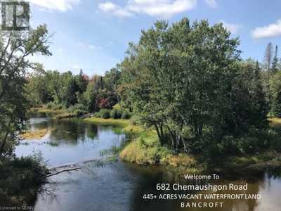 682 CHEMAUSHGON Road,  40021521, Bancroft,  for sale, , Peak Local Real Estate Inc., Brokerage*