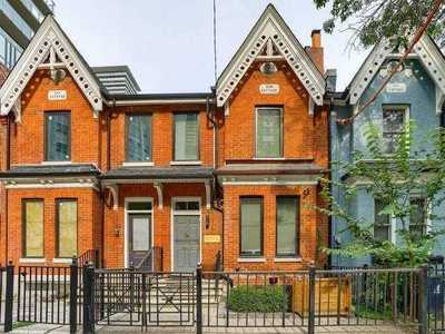61 St Nicholas St,  C4893360, Toronto,  for rent, , Carmen Lombardi, RE/MAX Realty Specialists Inc., Brokerage *