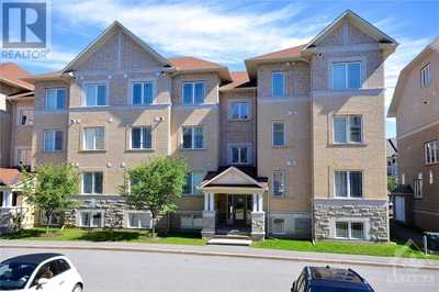 304 PASEO PRIVATE UNIT#7,  1209919, Ottawa,  for rent, , Bo Yu, RE/MAX Hallmark Realty Group, Brokerage*