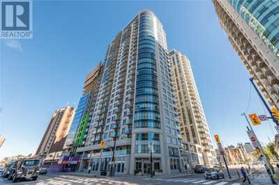 242 RIDEAU STREET UNIT#1008,  1210470, Ottawa,  for sale, , Royal LePage Performance Realty, Brokerage *