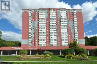 55 GREEN VALLEY Drive Unit# 1803,  40023194, Kitchener,  for sale, , Michele Steeves, RE/MAX TWIN CITY REALTY INC. Brokerage*