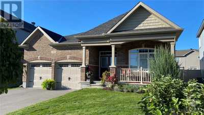 373 ANDALUSIAN CRESCENT,  1165868, Ottawa,  for sale, , Tomasz Witek, eXp Realty of Canada, Inc., Brokerage *
