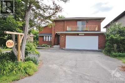 1761 PRINCE OF WALES DRIVE,  1210396, Ottawa,  for sale, , Tomasz Witek, eXp Realty of Canada, Inc., Brokerage *