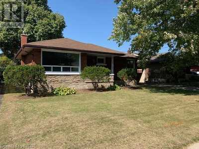 26 TRAYNOR Avenue,  40023844, Kitchener,  for sale, , John Finlayson, RE/MAX Twin City Realty Inc., Brokerage *
