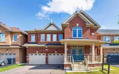 375 Robert Parkinson Dr Dr,  W4895796, Brampton,  for sale, , PIRAPA NALLATHAMBY, RE/MAX Community Realty Inc, Brokerage *