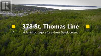 378 ST. Thomas Line,  1216601, Paradise,  for sale, , Trent  Squires,  RE/MAX Infinity REALTY INC.