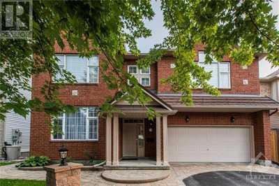 5 PAVONA STREET,  1211421, Ottawa,  for sale, , Marta B. Restrepo, CAPITAL HOMES REALTY INC.