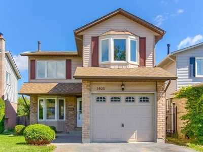 1466 Reynolds Ave,  W4910003, Burlington,  for sale, , MANSOOR MIRZA, Century 21 People's Choice Realty Inc., Brokerage *
