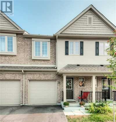 50 PINNACLE Drive Unit# 34,  40026444, Kitchener,  for sale, , Shaw Poladian, RE/MAX Twin City Realty Inc., Brokerage*