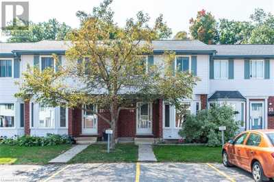 219 KINGSWOOD Drive Unit# 56,  40015989, Kitchener,  for rent, , Nik Poulimenos, TechTown Team @ Re/Max Twin City Realty Inc. Brokerage *