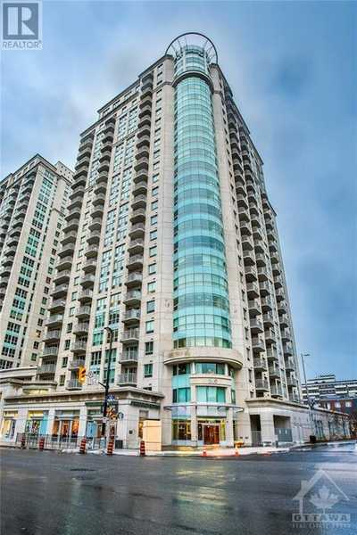 234 RIDEAU STREET UNIT#1606,  1207586, Ottawa,  for sale, , Royal LePage Performance Realty, Brokerage *