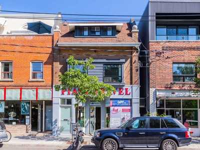 113 Roncesvalles Ave,  W4930984, Toronto,  for sale, , Inder Chawla, RE/MAX REALTY SPECIALISTS INC. BROKERAGE