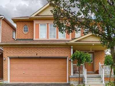 6 River Rock Cres,  W4936626, Brampton,  for sale, , Bryan Chana, RE/MAX Realty Specialists Inc., Brokerage *