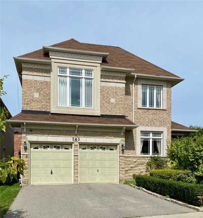 243 Shale Cres,  N4906655, Vaughan,  for sale, , Wendy Facchini, RE/MAX Realtron Realty, Inc. Brokerage*