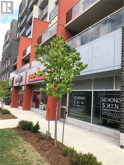 280 LESTER ST. Street Unit# 103,  40031632, Waterloo,  for sale, , Elias Jiryis, RE/MAX Twin City Realty Inc., Brokerage *