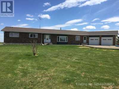 57203 HIGHWAY 22 SOUTH,  AW52501, Rural Lac Ste. Anne County,  for sale, , Sue  Berube-Chauvet, EXIT REALTY RESULTS