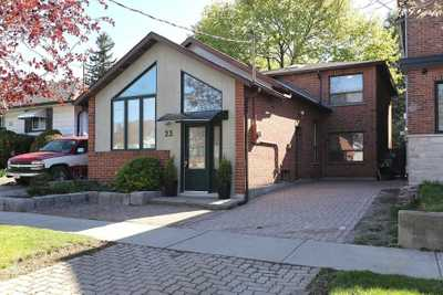 23 Bertha Ave,  E4942981, Toronto,  for sale, , Forest Hill Real Estate Inc., Brokerage*