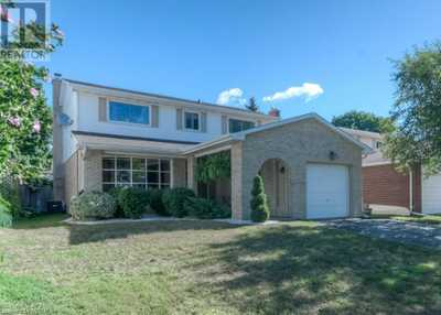 38 MEADOWLANE Drive,  40030345, Kitchener,  for sale, , Elias Jiryis, RE/MAX Twin City Realty Inc., Brokerage *