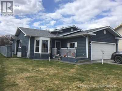 25 HAROLDS Hollow,  AW52602, Whitecourt,  for sale, , Sue  Berube-Chauvet, EXIT REALTY RESULTS