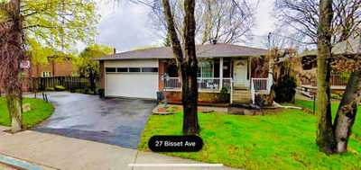 27 Bisset Ave,  W4959828, Toronto,  for rent, , Michelle Whilby, iPro Realty Ltd., Brokerage