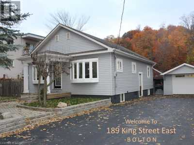 189 KING STREET EAST Street,  40035953, Bolton,  for sale, , Peak Local Real Estate Inc., Brokerage*