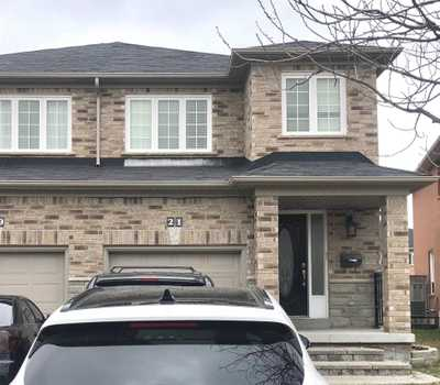 21 Whiteface Cres,  W4956516, Brampton,  for sale, , Abdul Mannan Mohammed, Royal LePage Flower City Realty Inc., Brokerage*