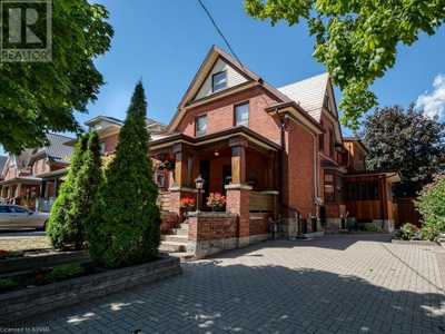 390 WELLINGTON Street N,  40036780, Kitchener,  for sale, , Michele Steeves, RE/MAX TWIN CITY REALTY INC. Brokerage*