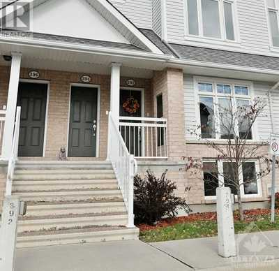 392 GALSTON PRIVATE,  1214439, Ottawa,  for sale, , Royal LePage Performance Realty, Brokerage *